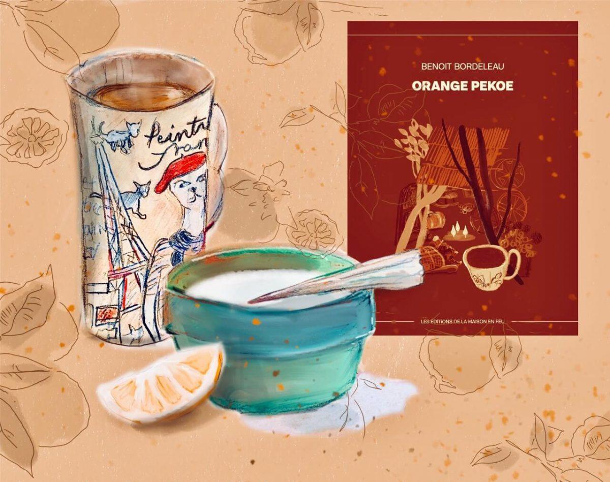 Orange pekoe de Benoit Bordeleau